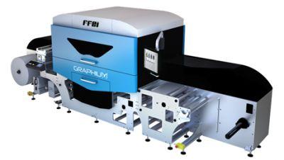 FFEI anuncia lançamento da impressora inkjet UV digital Graphium para impressão de embalagens e rótulos