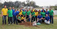 Konica Minolta realiza ação socioambiental no Parque do Ibirapuera