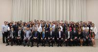 Altos executivos da Konica Minolta Japão visitam subsidiária brasileira