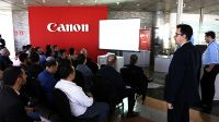 Canon apresenta soluções para clientes e parceiros durante Spot Meeting
