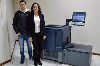 Gráfica gaúcha é a primeira brasileira a investir em AccurioPRINT C2060L