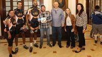 Canon participa de lançamento de livro para ciclistas