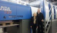 KBA coordena grande investimento na Rússia em produção moderna de livros