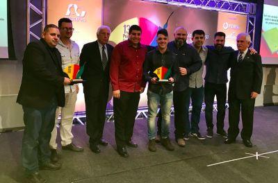 Grafiset conquista Prêmio Gaúcho de Excelência Gráfica com bizhub PRO 1060L