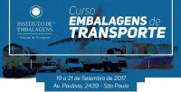 Instituto de Embalagens realiza Curso Embalagens de Transporte