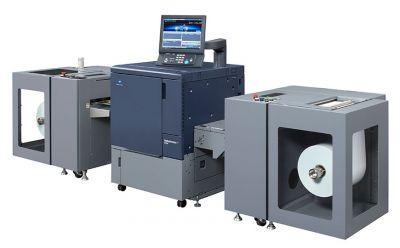 Konica Minolta lança equipamento para impressão digital de rótulos e etiquetas