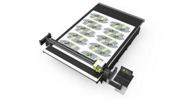 Esko lança a mesa de corte digital para produção contínua