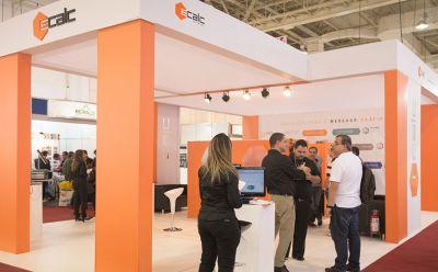 Ecalc foca em projeção internacional na ExpoPrint 2018