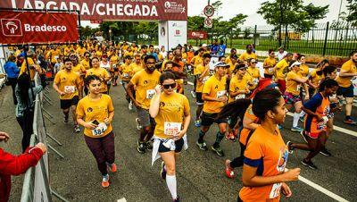 Canon do Brasil apoia corrida inclusiva
