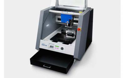 MDX-50 permite fazer e testar infinidade de produtos