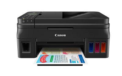 Canon do Brasil anuncia lançamento da impressora multifuncional jato de tinta sem fio Maxx Tinta G4100