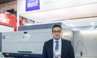 Durst ressalta posição da ExpoPrint como a grande reunião do mercado gráfico da América Latina