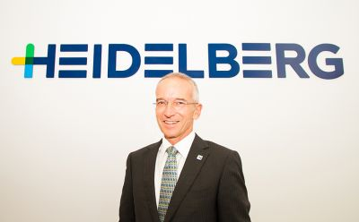 Heidelberg do Brasil anuncia novo presidente