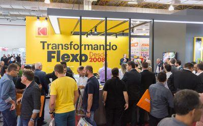 Kodak levou novidades para a ExpoPrint Latin America 2018