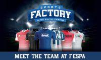 Dover Digital Printing patrocina The SportsFactory na FESPA Berlim