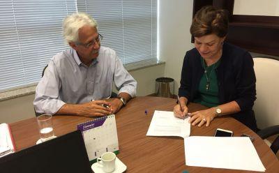 Two Sides Brasil firma Memorando de Entendimento com a Indústria Brasileira de Árvores (Ibá)