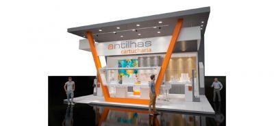 Antilhas Cartucharia destaca novas caixas premium durante a FCE Cosmetique 2018