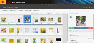 Kodak anuncia nova interface para o INSITE Prepress Portal 9.0