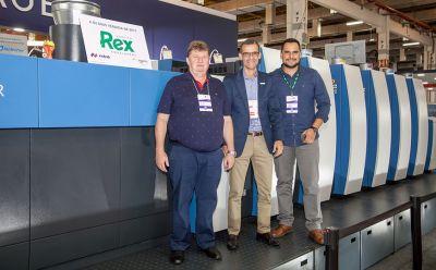 Gráfica Rex investe no setor de embalagens com Koenig & Bauer
