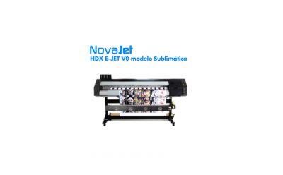 Novajet lança impressora HDX 1601
