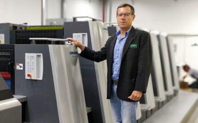Speedmaster XL 75 traz benefícios à MKM Karton, de Santa Catarina
