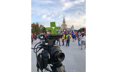 TV Cultura produz conteúdo da Rússia em parceria com a Canon