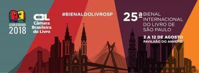 25ª Bienal Internacional do Livro de São Paulo conecta universo do conhecimento aos grandes temas da atualidade