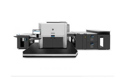 HP e RRD anunciam negócio de impressoras de alta definição HP Indigo