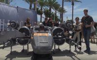Massivit 3D constrói traje especial de Star Wars em cadeira de rodas para criança