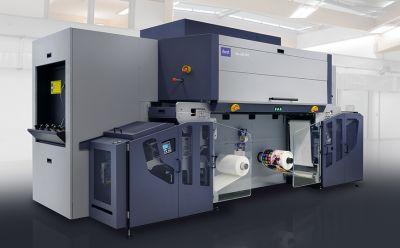 Durst destaca tecnologia de impressão digital UV de passada única na Labelexpo Americas 2018