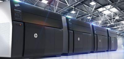HP anuncia tecnologia de impressão 3D em metal