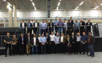 Congraf recebe clientes Heidelberg para apresentar Speedmaster XL106 sete cores UV