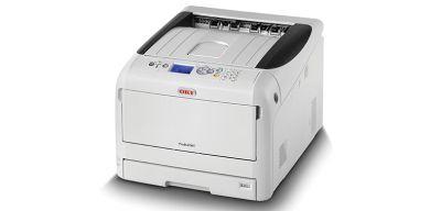 OKI apresenta ao mercado impressora versátil com toner branco