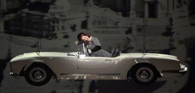 Massivit 3D Printing imprime réplica de famoso carro clássico
