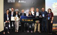 Epson e Avery Dennison entregam premiação de concurso