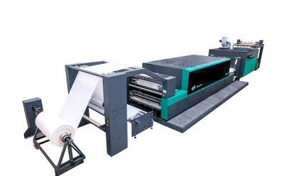 EFI apresenta impressora digital têxtil de última geração e passagem única Reggiani BOLT