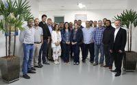 GMG e Hybrid Software realizam curso sobre Impressão de Gama Expandida no Senai Barueri