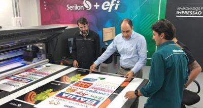 Serilon inaugura showroom EFI em São Paulo