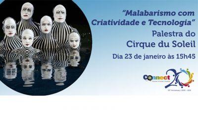 EFI Connect 2019 traz palestra sobre impressão têxtil e fantasias do Cirque du Soleil