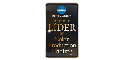 Consultoria de Pesquisa aponta liderança da Konica Minolta no segmento de Color Production Printing