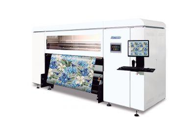 WiPrime lança impressora têxtil com exclusividade na FESPA Brasil | Digital Printing 2019