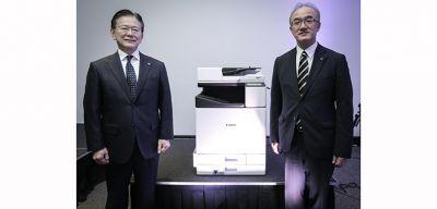 Canon lança próxima geração de impressoras da série WG7200 na América Latina