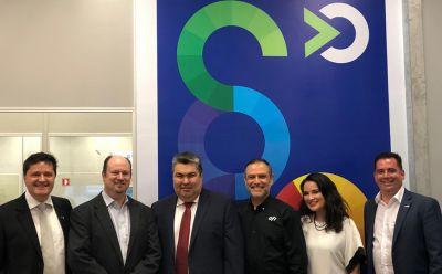 EFI e Colaris inauguram Fiery Digital Experience Center no Senai