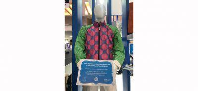 DuPont oferece solução para uso de Tyvek na indústria têxtil