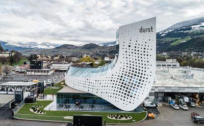 Durst apresenta nova sede e Customer Experience Center