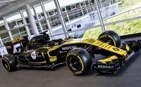 Time de Fórmula 1 da Renault utiliza Roland Truevis VG2