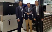 Impressora híbrida Durst P5 350 vence EDP Award