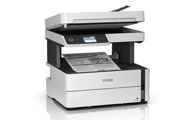 Epson segue troca de laser por tanque de tinta e lança a multifuncional M3170