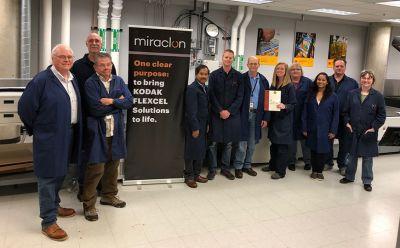 Kodak Flexcel NX Ultra Solution recebe reconhecimento