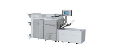Série de impressoras Canon imagePRESS C910 chega ao Brasil